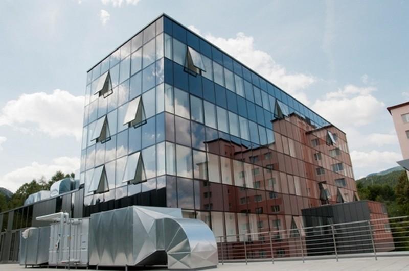 Nová budova univerzitnej knižnice katolíckej univerzity v